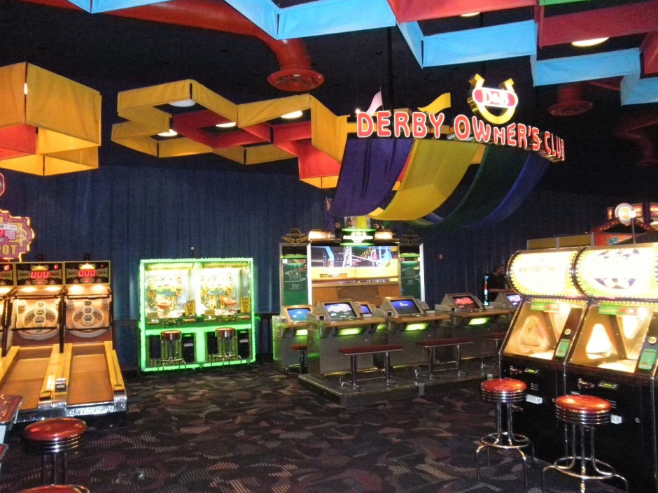 Dave & Buster's Installation